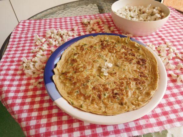 Akacijeva omleta