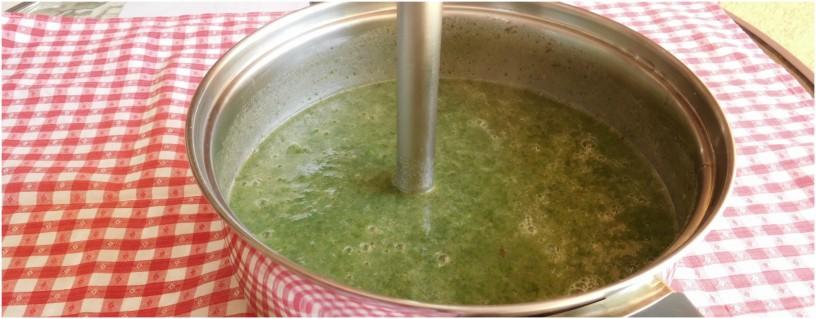 Slastna juha iz kopriv