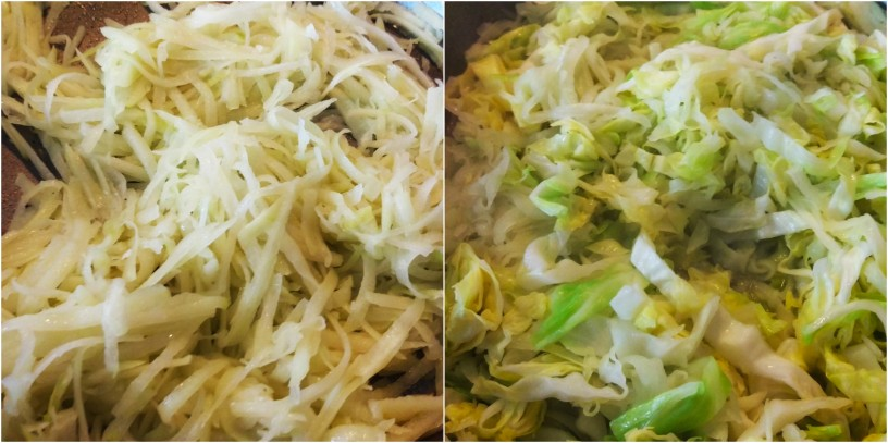 Zelenjavne tortilje s smetano 2