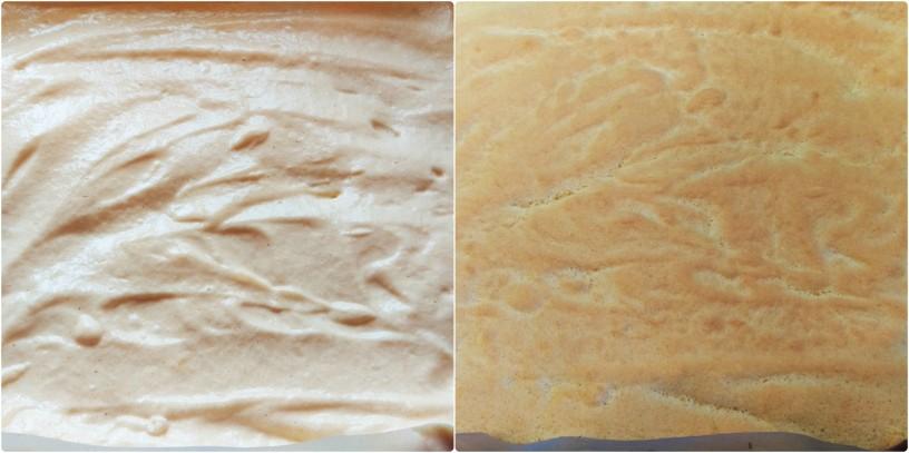 Robidova rolada z vanilijevo kremo 5