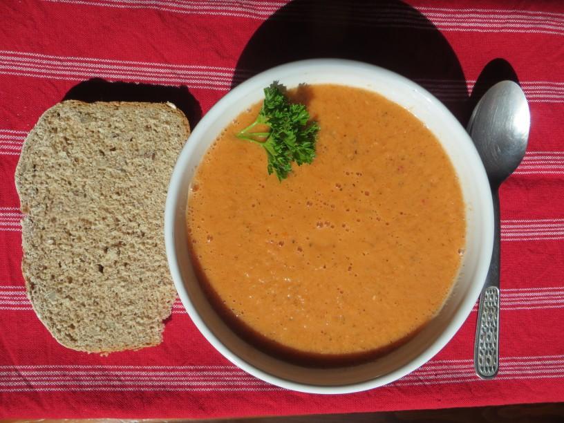 Gazpacho - hladna juha 4