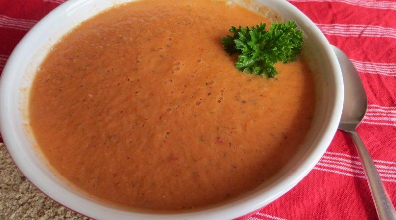Gazpacho - hladna juha 5