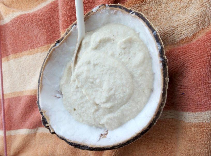 Kokosova sadna pena1