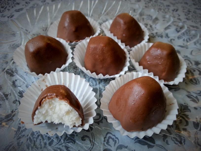 Kokosove praline Bounty-13