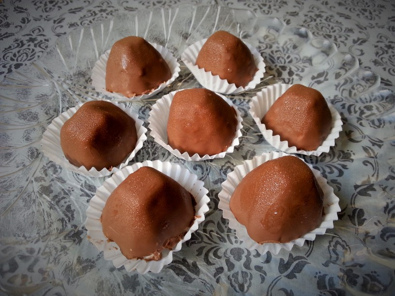 Kokosove praline Bounty-9