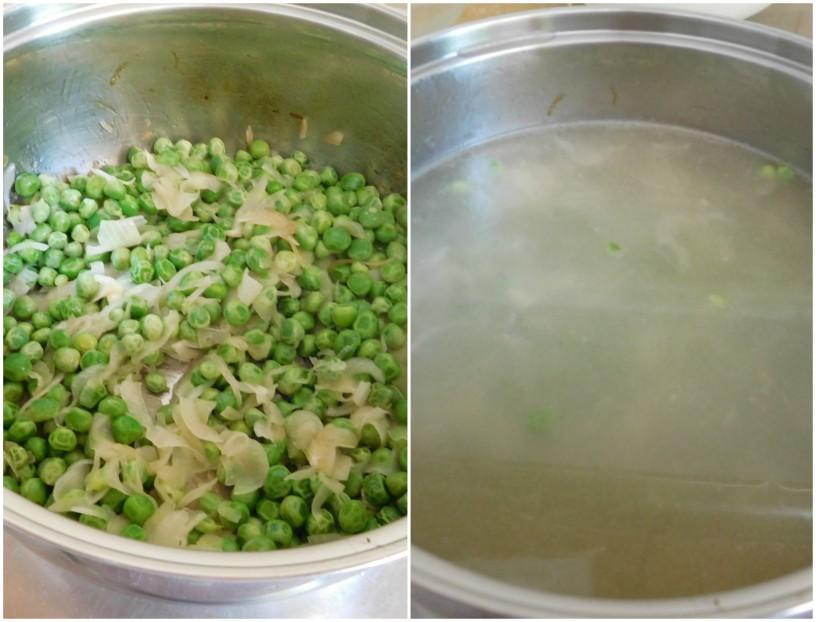 Najboljša grahova juha z rižem 2