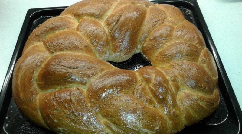 Babičin vrtanik - kruh