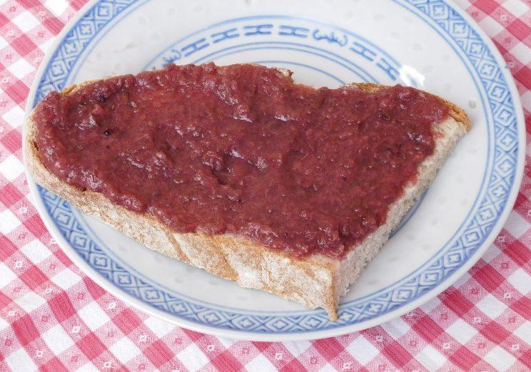 Slivova marmelada za diabetike