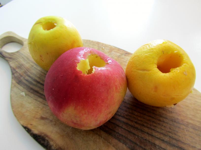 najenostavnejši kompot iz jabolk in češenj_2