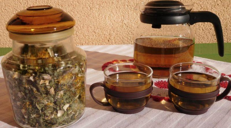 Diabetični čaj