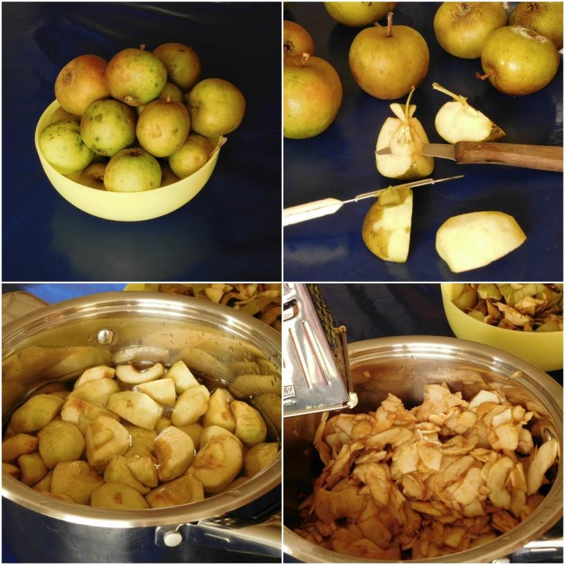 Lahka jabolčna pita