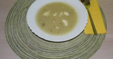 Kraljevska krompirjeva juha