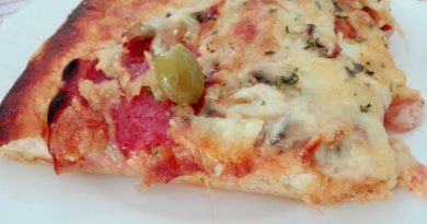 rahlo testo za pizzo