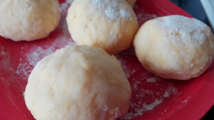 Slivovi cmoki brez krompirja