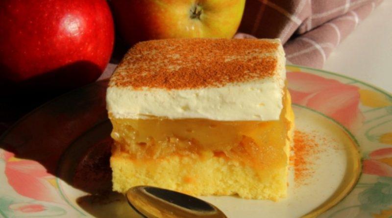 Sočne jabolčne rezine