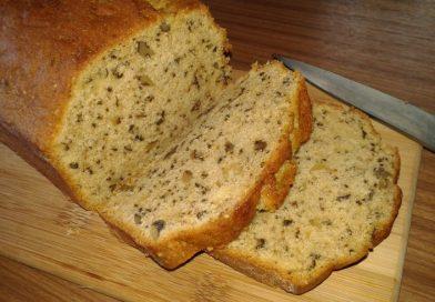 Preprost breskov kolač
