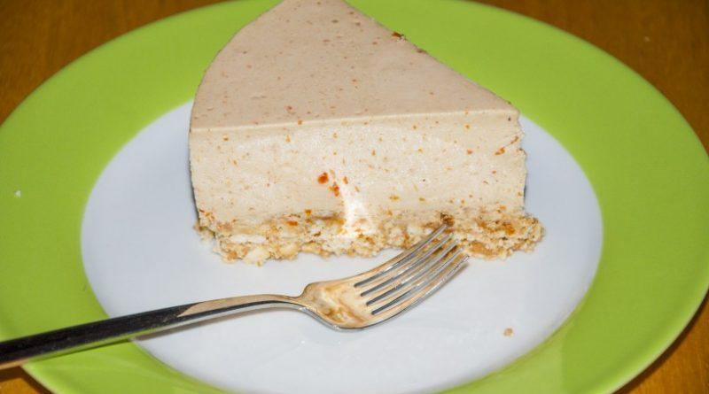Kakijev cheesecake