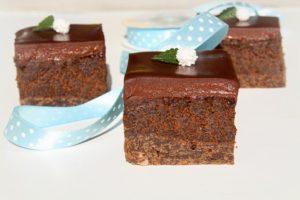 Makove kocke s čokolado
