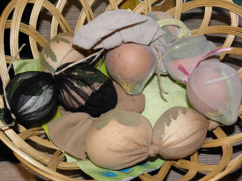 Barvanje jajčk na naraven način 4