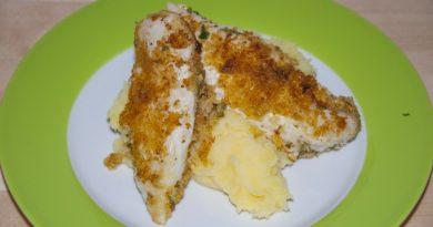 Piščančji mini fileji z gorčico in zelišči
