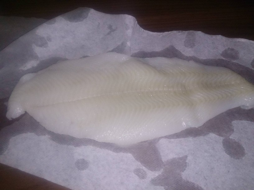 Morski list v okusni smetanovi omaki