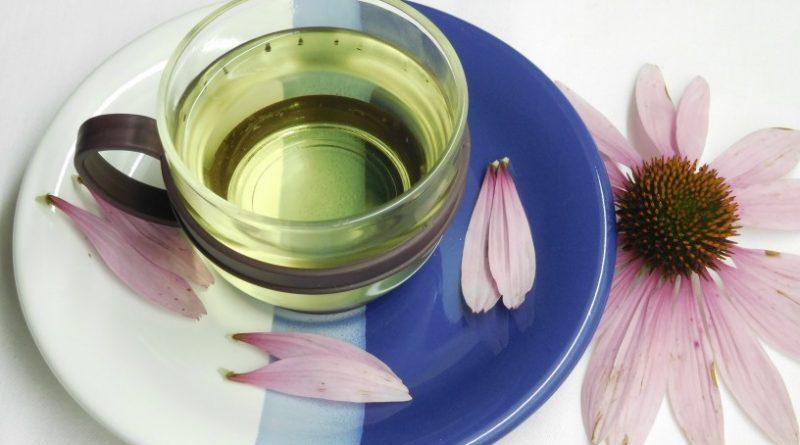 Čaj iz ameriškega slamnika