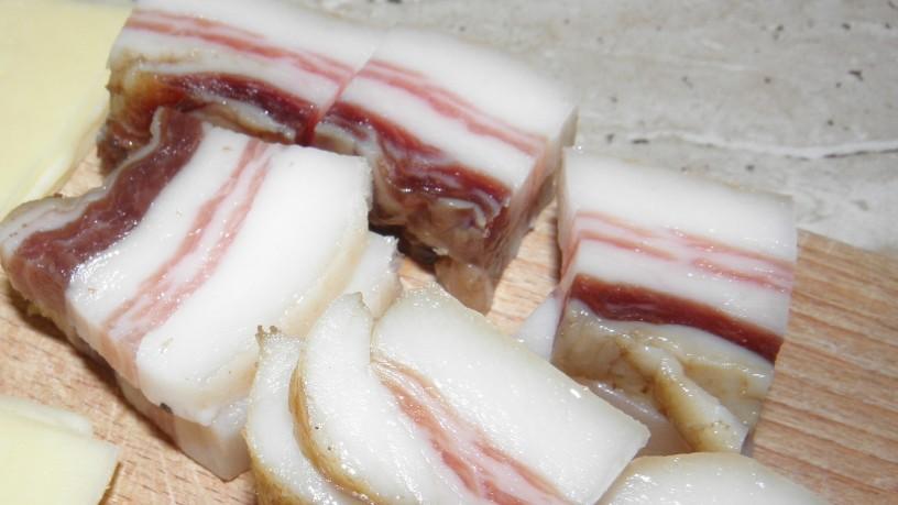 Pečen krompir s slanino 2