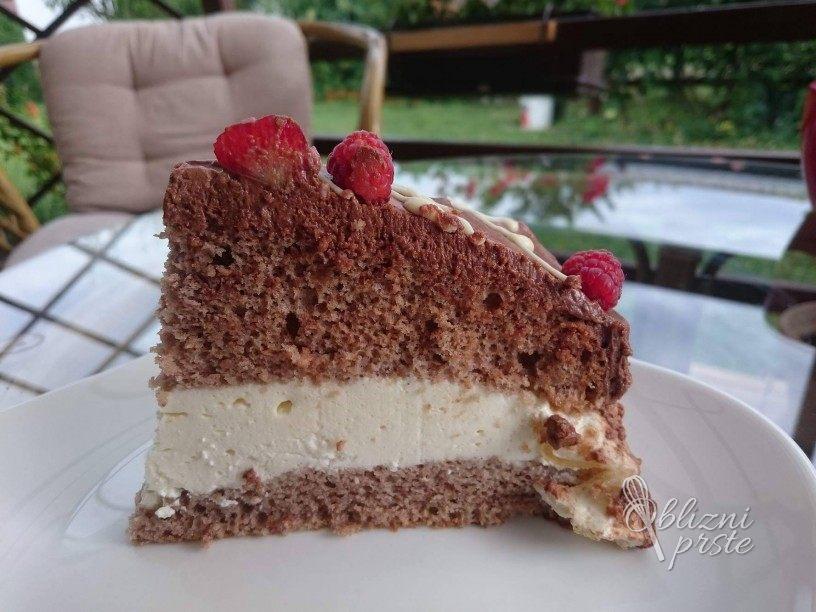 Biskvit za torto, ki vedno uspe