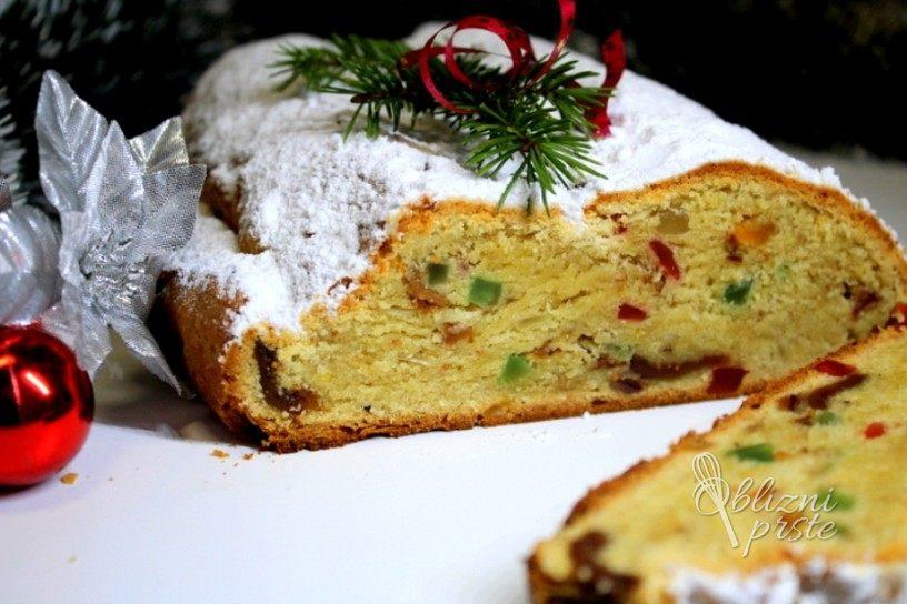 Dišeči božični kruh