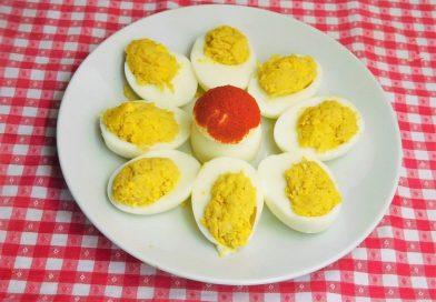 Jajca s hrenom