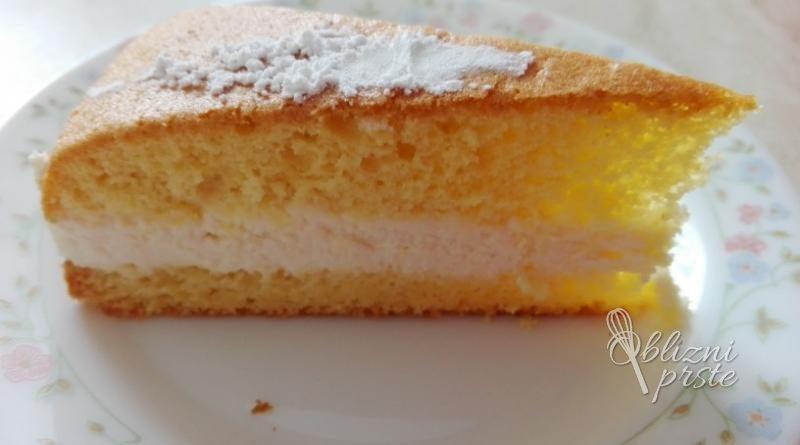 preprosta sutina torta