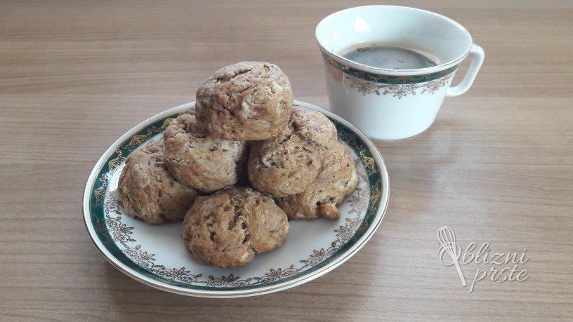 Pirini piškoti iz ječmenove kave (veganski)