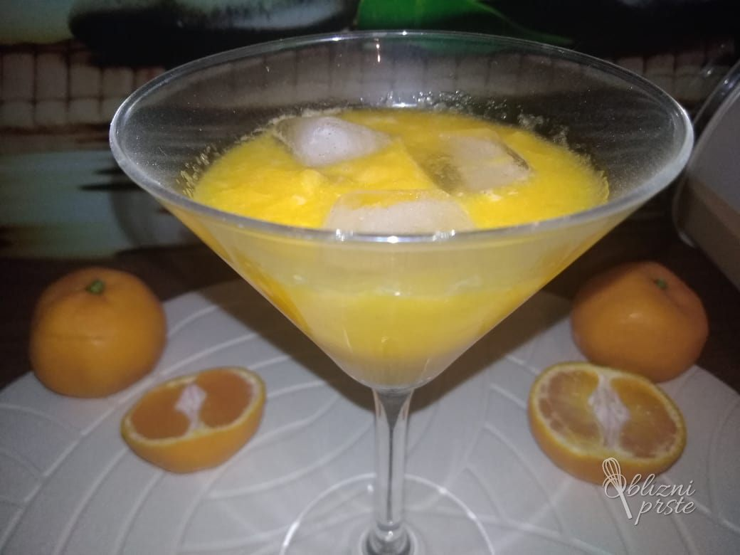 Preprost mandarinin liker