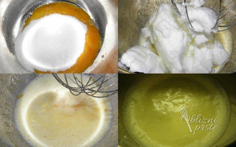 Kokosove kocke s kislo smetano 1