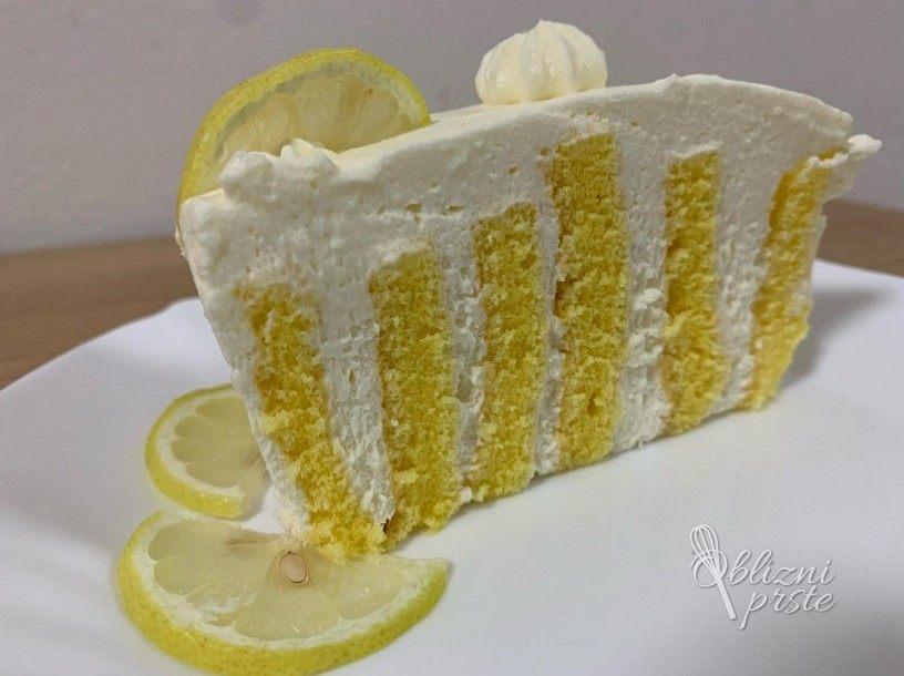 limonina torta