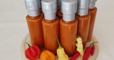 Čili omaka – klasična