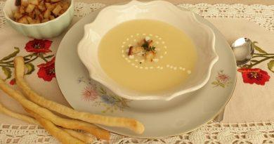 Gosta cvetačna juha