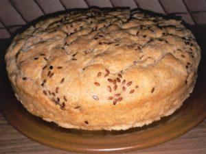 Hitro pripravljen kruh brez gnetenja