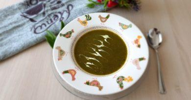 Gosta čemaževa juha