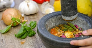 Uporaba začimb v kulinariki