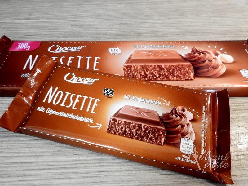 torta noisette