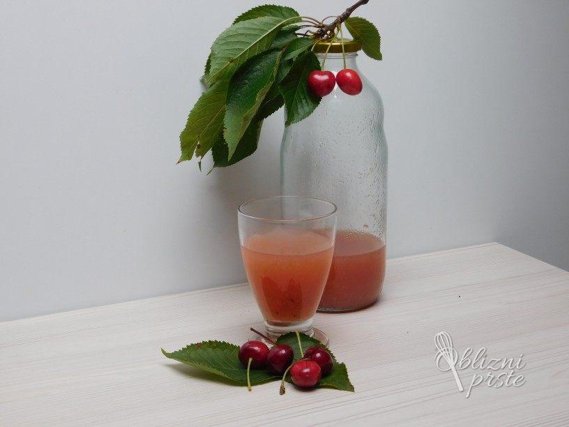 Domač češnjev sok