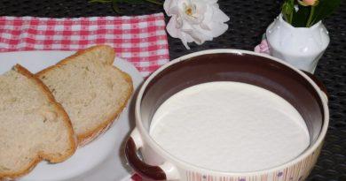 Kisanje domačega mleka