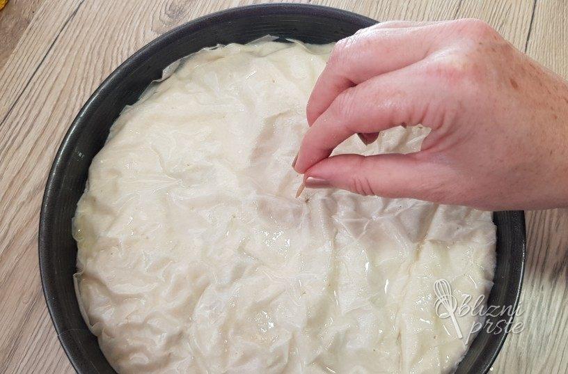Hitra mesna pita - mesni burek