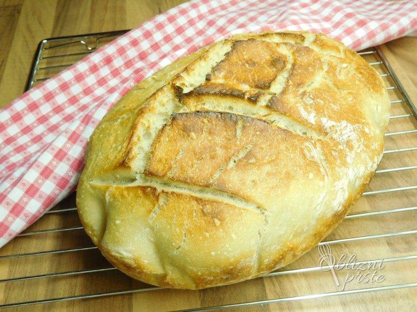 Bel kruh z drožmi