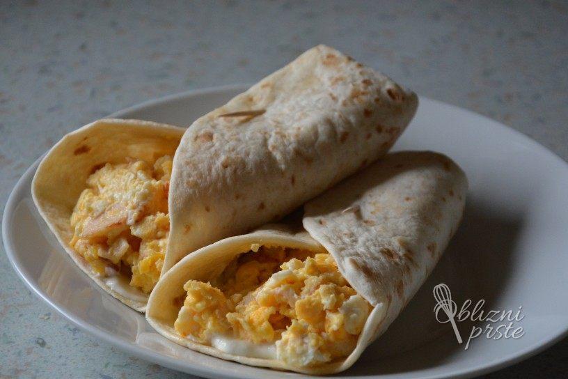 Ines Erbus - Tortilja - najboljši zajtrk v 7 minutah