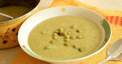 Grahova juha za otroke