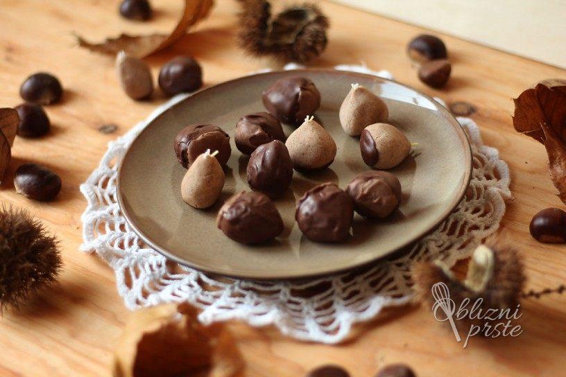 Trufli čokoladni kostanji