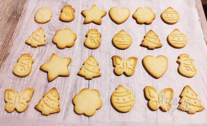 Krhki masleni piškoti