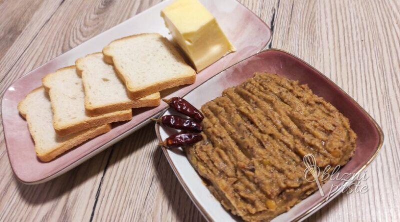 Veganski namaz - nemesni biftek